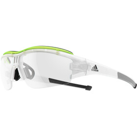 adidas Evil Eye Halfrim Pro Glasses L, crystal matt/glow